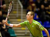 10-12-08, Rotterdam, Reaal Tennis Masters, Thiemo de Bakker