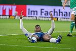 08.03.2019, Weser Stadion, Bremen, GER, 1.FBL, Werder Bremen vs FC Schalke 04, <br /> <br /> DFL REGULATIONS PROHIBIT ANY USE OF PHOTOGRAPHS AS IMAGE SEQUENCES AND/OR QUASI-VIDEO.<br /> <br />  im Bild<br /> <br /> Breel Embolo (FC Schalke 04 #36) fordert Strafstoss<br /> <br /> Foto &copy; nordphoto / Kokenge