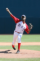 Crucito Mieses - Dominican Prospect League all-stars 2012 minor league spring training (Bill Mitchell)