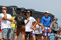 ORLANDO, FL - April 29:  Reigning champion Cory Teunissen. Scenes from  WWA Nautique Wake Series Open 2017 at  the Orlando Watersports Complex on April 29, 2017 in Orlando, Florida. (Photo by Liz Lamont/Eclipse Sportswire/Getty Images)