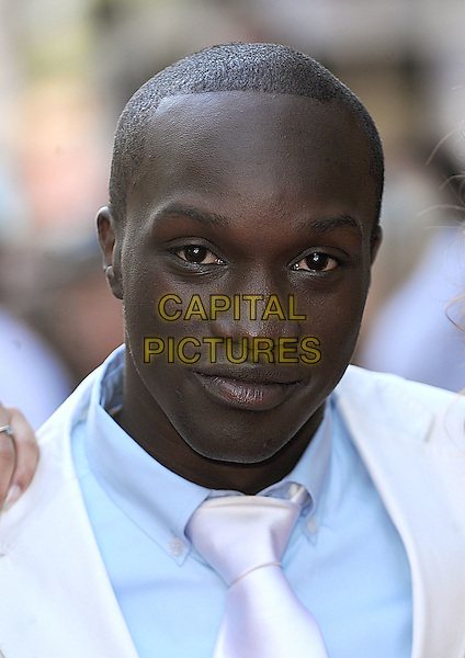 "ARNOLD OCENG.World Premiere of ""Adulthood"" held at the Empire Leicester Square, London, England, UK, .June 17th 2008 .arrivals headshot portrait .CAP/BEL.©Tom Belcher/Capital Pictures."