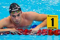 PALTRINIERI Gregorio ITA<br /> London, Queen Elizabeth II Olympic Park Pool <br /> LEN 2016 European Aquatics Elite Championships <br /> Swimming<br /> Men's 800m freestyle preliminary  <br /> Day 11 19-05-2016<br /> Photo Giorgio Perottino/Deepbluemedia/Insidefoto