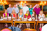 Pictured at Leen's Hotel Abbeyfeale on Saturday was Esther McElligot, Abbeyfeale, who was celebrating her 50th birthday. Esther is pictured seated 3rd from left and pictured with here family and friends.