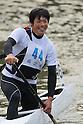 Ryo Naganuma, .MARCH 28, 2012 - Canoeing : .2012 International Canoeing Competitions Selection Trial & The 22th Fuchuko Canoe Regatta, .Men's Junior Canadian canoe Single 200m at Lake Fuchu, Kagawa Japan. (Photo by Akihiro Sugimoto/AFLO SPORT) [1080]