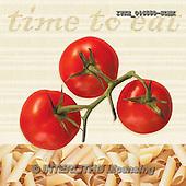 Isabella, MODERN, MODERNO, paintings+++++,ITKE046550-SLWK,#n#<br /> tomatoes,pasta ,everyday