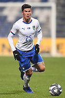 20181228 Calcio Matteo Pessina