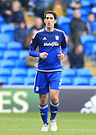 Cardiff's Peter Whittingham in action during the Sky Bet Championship League match at The Cardiff City Stadium.  Photo credit should read: David Klein/Sportimage via PA Images