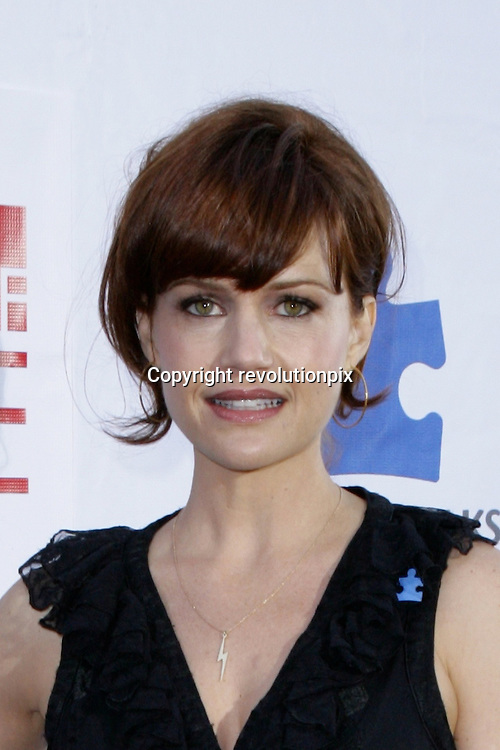 Acts Of Love<br /> Los Angeles<br /> October 3 2009<br /> Autism Speaks  7th annual  Acts Of Love benefit at Santa Monica College with Carla Gugino<br /> ID revpix91003801