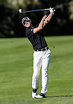 Brendan Jones of Australia during the Holden NZ PGA Championship, Round One, Remuera Golf Club, Remuera, Auckland, New Zealand. Friday 3 March 2016. Photo: Simon Watts/www.bwmedia.co.nz <br /> All images &copy; NZ PGA and BWMedia.co.nz
