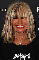 LOS ANGELES, CA, USA - MARCH 12: Betsey Johnson at the Style Fashion Week Los Angeles 2014 7th Season - Day 4 held at L.A. Live Event Deck on March 12, 2014 in Los Angeles, California, United States. (Photo by Xavier Collin/Celebrity Monitor)