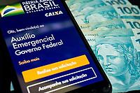 06/05/2020 - GOVERNO LANÇA FERRAMENTO PARA AUXILIO EMERGENCIAL