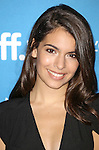 Claudia Traisac during the Photo Call for 'Escobar:Paradise Lost' at the tiff Bell Lightbox during the 2014 Toronto International Film Festival on September 10, 2014 in Toronto, Canada.