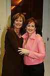 OLTL's Hillary B. Smith and Robin Strasser at the 16th Annual Feast with Famous Faces to benefit the League for the Hard of Hearing on October 27, 2008 at Pier Sixty at Chelsea Piers, New York City, New York. (Photo by Sue Coflin/Max Photos)