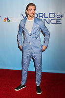 """LOS ANGELES - JAN 30:  Derek Hough at the """"World of Dance"""" Season 2 Photocall at the Universal Studios Stage 22 on January 30, 2018 in Universal City, CA"""