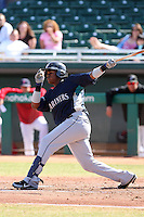 Carlos Triunfel - Peoria Javelinas, 2009 Arizona Fall League.Photo by:  Bill Mitchell/Four Seam Images..