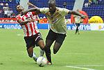 Atlético Junior 0-0 Itagüí en la  fecha numero 11 del futbol colombiano liga postobon