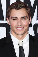 "HOLLYWOOD, CA - JANUARY 29: Dave Franco arrives at the ""Warm Bodies"" Los Angeles Premiere held at ArcLight Cinemas Cinerama Dome on January 29, 2013 in Hollywood, California. Photo Credit: Xavier Collin / Retna Ltd. / MediaPunch Inc /NortePhoto"