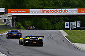 Pirelli World Challenge<br /> Grand Prix of Lime Rock Park<br /> Lime Rock Park, Lakeville, CT USA<br /> Saturday 27 May 2017<br /> Ryan Eversley / Tom Dyer, Alvaro Parente / Ben Barnicoat<br /> World Copyright: Richard Dole/LAT Images<br /> ref: Digital Image RD_LMP_PWC_17134