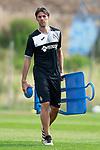 Getafe CF's Second coach Sergio Pelegrin during training session. August 1,2017.(ALTERPHOTOS/Acero)