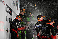 IMSA WeatherTech SportsCar Championship<br /> Motul Petit Le Mans<br /> Road Atlanta, Braselton GA<br /> Saturday 7 October 2017<br /> 31, Cadillac DPi, P, Dane Cameron, Eric Curran, Michael Conway, 2, Nissan DPi, P, Scott Sharp, Ryan Dalziel, Brendon Hartley, 6, ORECA LMP2, P, Helio Castroneves, Simon Pagenaud, Juan Pablo Montoya<br /> World Copyright: Richard Dole<br /> LAT Images<br /> ref: Digital Image RDPLM464