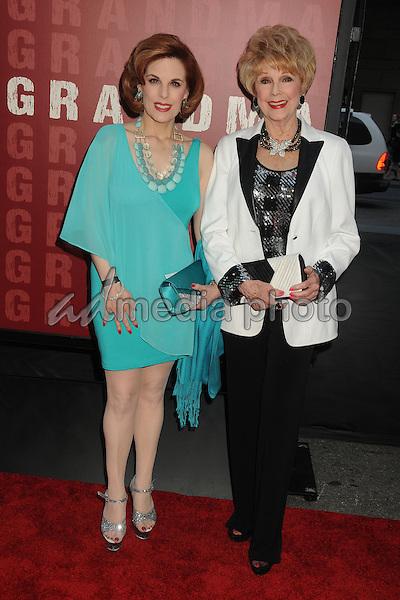 "10 June 2015 - Los Angeles, California - Kat Kramer, Karen Sharpe Kramer. LA Film Festival 2015 Opening Night Premiere of ""Grandma"" held at Regal Cinemas LA Live. Photo Credit: Byron Purvis/AdMedia"