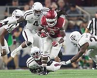 HAWGS ILLUSTRATED JASON IVESTER<br /> --09/26/15-- Arkansas vs Texas A&amp;M football