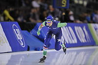SPEED SKATING: SALT LAKE CITY: 20-11-2015, Utah Olympic Oval, ISU World Cup, 5000m, Yvonne Nauta (NED), ©foto Martin de Jong