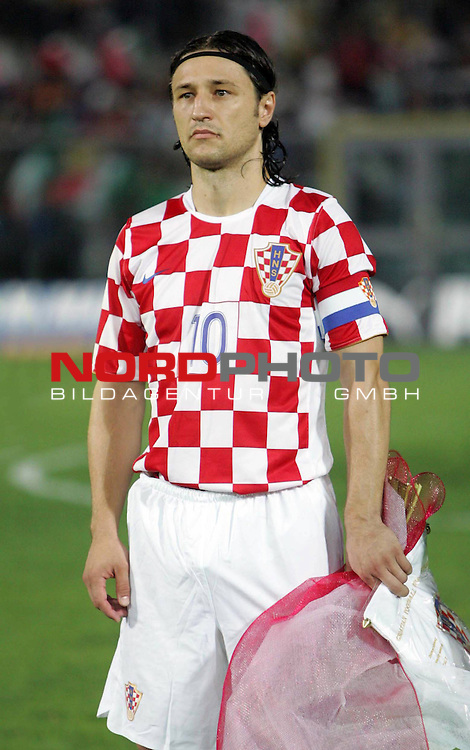 Niko Kovac (born October 15, 1971 in West Berlin, Germany) is a Croatian football midfielder who is the captain of the Croatia national team. and currently plays for Austrian soccer club Red Bull Salzburg<br /> <br /> <br /> Foto &copy; nph (  nordphoto  )