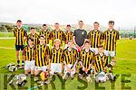 Abbeydorney U16 Team  at the  Parnells Invitational Tournament in John Mitchells GAA on Saturday