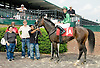 Uncle Todd winning at Delaware Park on 5/16/12