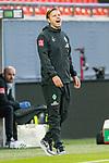 Florian Kohfeldt, Trainer (SV Werder Bremen),<br /> <br /> GER, FC Heidenheim vs. Werder Bremen, Fussball, Bundesliga Religation, 2019/2020, 06.07.2020,<br /> <br /> DFB/DFL regulations prohibit any use of photographs as image sequences and/or quasi-video., <br /> <br /> <br /> Foto: EIBNER/Sascha Walther/Pool/gumzmedia/nordphoto