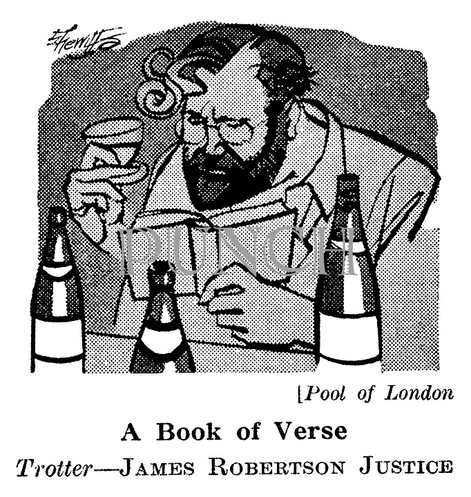 Pool of London : James Robertson Justice