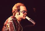 Elton John..Photo by Chris Walter/Photofeatures..