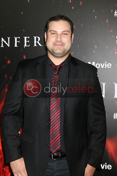 "Max Adler<br /> at the ""Inferno"" Los Angeles Premiere, DGA, Los Angeles, CA 10-25-16<br /> David Edwards/DailyCeleb.com 818-249-4998"