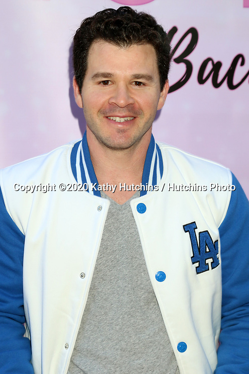 "LOS ANGELES - MAR 8:  David Adler at the ""To the Beat! Back 2 School"" World Premiere Arrivals at the Laemmle NoHo 7 on March 8, 2020 in North Hollywood, CA"