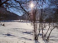 Nassereither See,. Gurgltal in Tirol, &Ouml;sterreich, Europa<br /> Nassereith lake, , district Imst, Tyrol, Austria, Europe