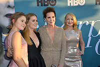 Eliza Scanlen, Amy Adams, Elizabeth Perkins &amp; Patricia Clarkson at the premiere for the HBO series &quot;Sharp Objects&quot; at the Cinerama Dome, Los Angeles, USA 26 June 2018<br /> Picture: Paul Smith/Featureflash/SilverHub 0208 004 5359 sales@silverhubmedia.com