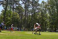 Michelle Wie (USA) and Sei Young Kim (KOR) head down 3 during round 4 of the U.S. Women's Open Championship, Shoal Creek Country Club, at Birmingham, Alabama, USA. 6/3/2018.<br /> Picture: Golffile | Ken Murray<br /> <br /> All photo usage must carry mandatory copyright credit (&copy; Golffile | Ken Murray)