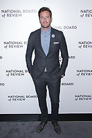 NEW YORK, NY - JANUARY 9: Armie Hammer at The National Board of Review Annual Awards Gala at Cipriani 42nd Street on January 9, 2018 in New York City. <br /> CAP/MPI99<br /> &copy;MPI99/Capital Pictures