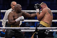 2019 Heavyweight Boxing Saudi Arabia Dillian Whyte v Mariusz Wach Dec 7th