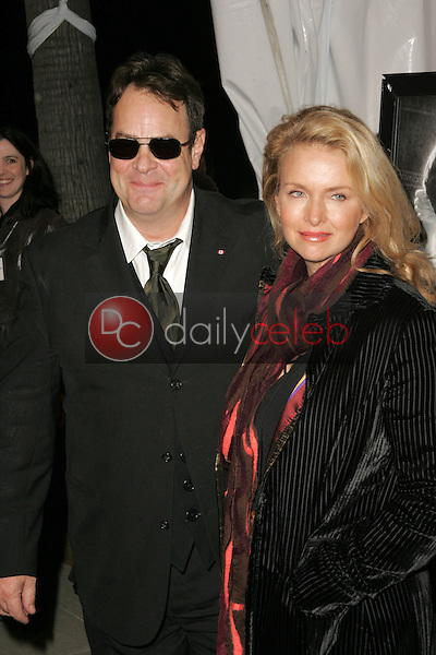 Dan Aykroyd and Donna Dixon<br />