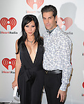 Perry Farrell and Etty Farrell at The iHeartRadio Music Festival held at The MGM Grand in Las Vegas, California on September 23,2011                                                                               © 2011 DVS / Hollywood Press Agency