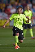 08/08/2015 Sky Bet League 1 Fleetwood Town v Southend United<br /> Ryan Leonard