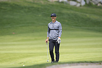 Thorbjorn Olesen (DEN) on the 10th fairway during Round 3 of the Open de Espana 2018 at Centro Nacional de Golf on Saturday 14th April 2018.<br /> Picture:  Thos Caffrey / www.golffile.ie<br /> <br /> All photo usage must carry mandatory copyright credit (&copy; Golffile | Thos Caffrey)