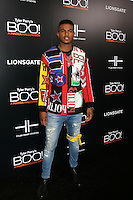 """LOS ANGELES - OCT 17:  Trevor Jackson at the """"Tyler Perry's BOO! A Madea Halloween"""" Premiere at the ArcLight Hollywood on October 17, 2016 in Los Angeles, CA"""