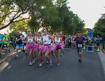 Runners start the 51st Annual Journal Jog at Idlewild Park in Reno on Sunday, Sept. 8, 2019.