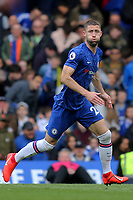 Gary Cahill of Chelsea during Chelsea vs Watford, Premier League Football at Stamford Bridge on 5th May 2019
