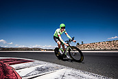 September 5th 2017, Circuito de Navarra, Spain; Cycling, Vuelta a Espana Stage 16, individual time trial; Joe Dombrowski