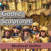 Medieval Gothic Sculptures & Statues - Pictures & Images Of -