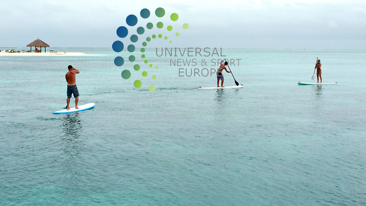 Olhuveli Beach & Spa Resort in South Male Atoll, Maldives..Picture: Universal News And Sport (Europe). 20 July 2012. www.unpixs.com.